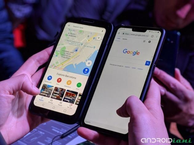 LG V50 ThinQ: il 10 maggio partono le vendite in Corea