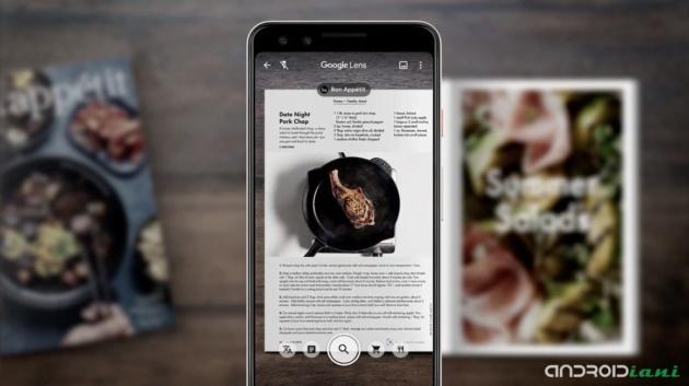 Annunciate nuove funzionalità interattive per Google Lens [I/O 2019]