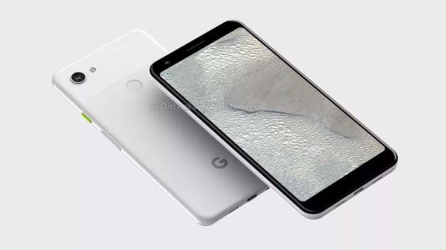 Google Pixel 3a XL avvistato nella vetrina di un Best Buy negli USA