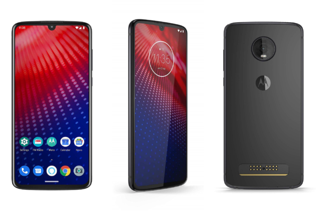 Motorola Moto Z4 appare su Amazon e in un video hands-on