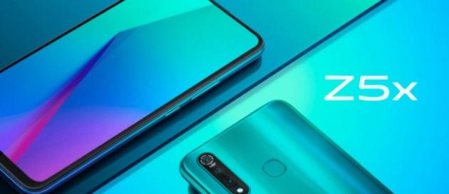 Vivo Z5x Ufficiale: Display da 6,53″, Snapdragon 710 e batteria da 5.000 mAh