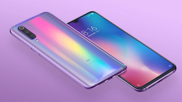 Xiaomi Mi 9 Lavender in versione 6/128 GB disponibile a 529 euro