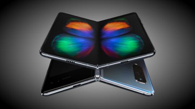 Samsung Galaxy Fold: forse ci siamo