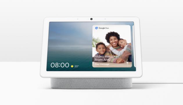 Google intende mettere tutti i prodotti Home a marchio Nest e lancia Nest Hub Max