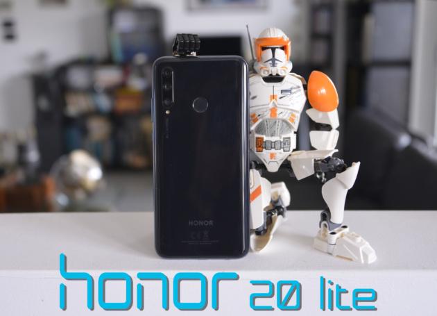 Honor 20 Lite: vorrei ma non posso | Recensione