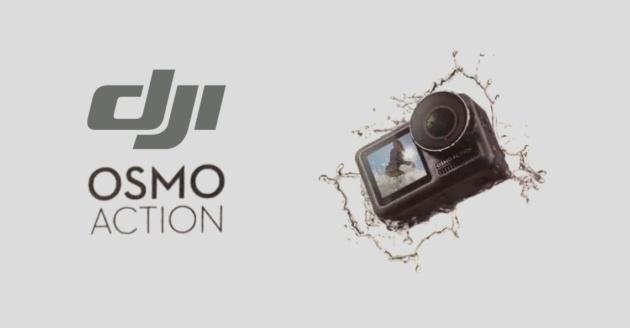 DJI Osmo Action ufficiale: da oggi sullo store ufficiale e nei negozi a 379€