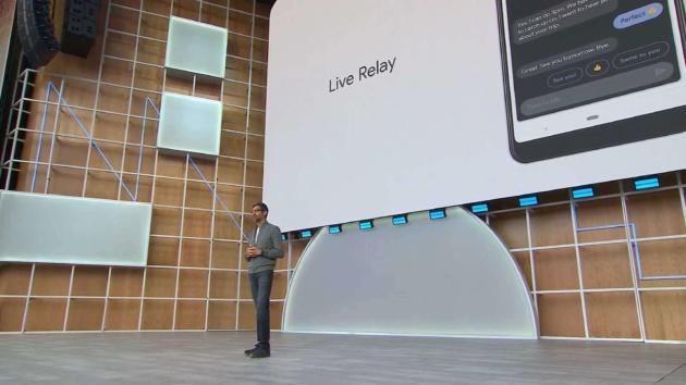 Live Relay permette a persone sorde o mute di effettuare chiamate [I/O 2019]