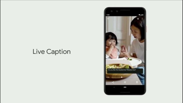 Live Caption porterà i sottotitoli in tempo reale su qualsiasi contenuto [I/O 2019]