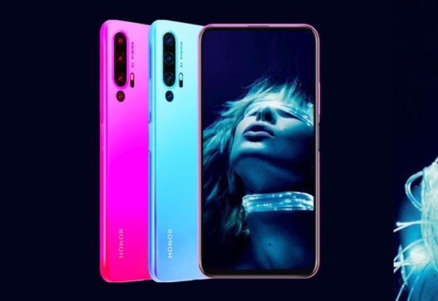 Honor 20 e 20 Pro: nuovo video teaser e Dynamic Holographic design