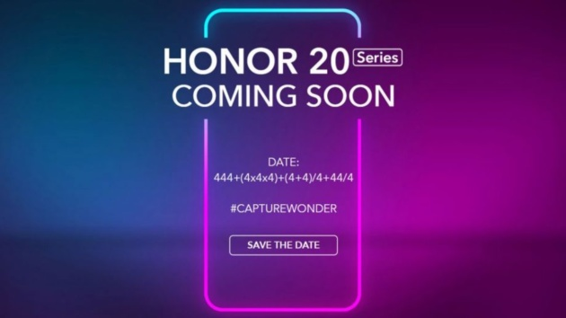 Honor 20 Pro potrebbe non avere il foro nel display