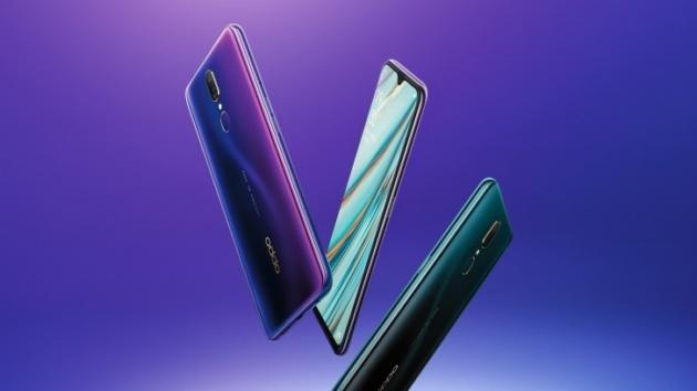 Oppo A9x: Helio P70, 6GB di RAM e Fotocamera da 48 MP a 260 Euro