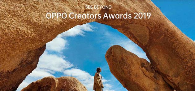 Oppo presenta i Creators Awards 2019, un concorso per gli appassionati di fotografia