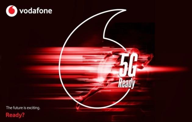 Vodafone annuncia l'arrivo del 5G in Italia: prime tariffe e città coperte