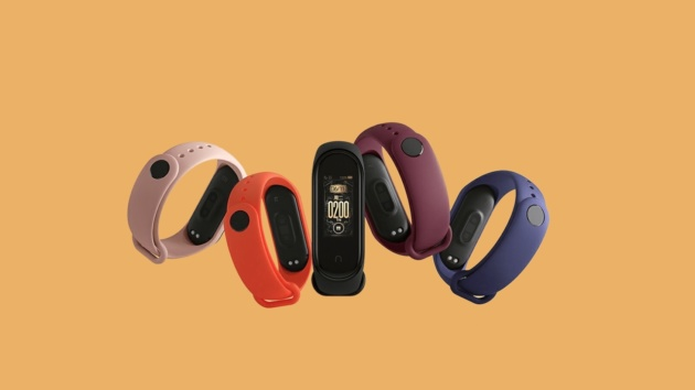 Xiaomi Mi Band 4 Ufficiale: Display AMOLED da 0,95″,NFC, Bluetooth 5.0 a 21 Euro