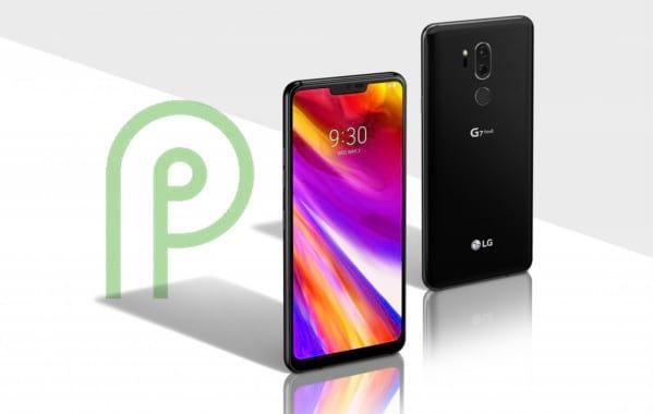 LG G7 ThinQ si aggiorna ad Android 9 Pie ed arrivano interessanti novità