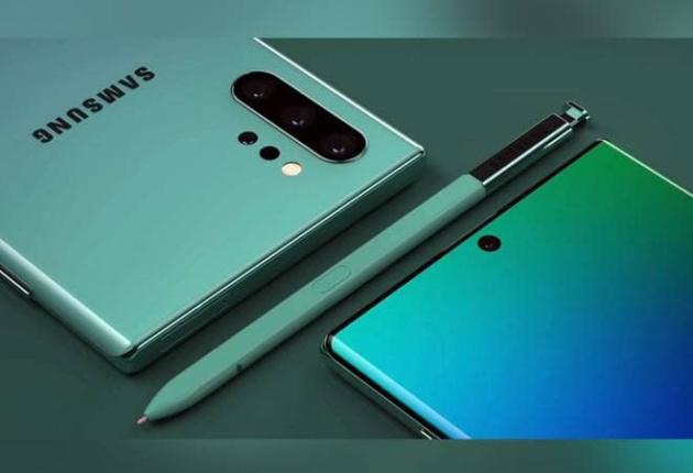Samsung Galaxy Note 10+: spuntano in rete le prime (presunte) immagini