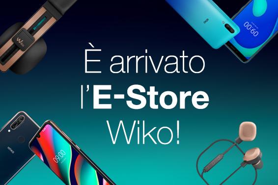 Wiko lancia il suo e-store italiano: tutti i prodotti ed il nuovo View3 Pro in esclusiva