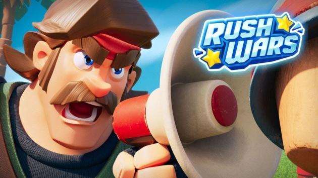 Rush Wars è il nuovo gioco della Supercell in arrivo oggi!