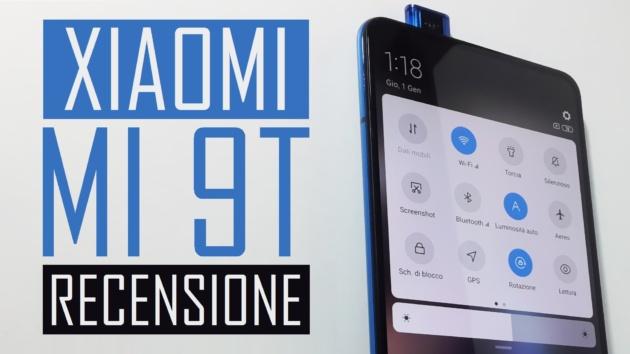 Xiaomi Mi 9T è bello… e balla! – RECENSIONE