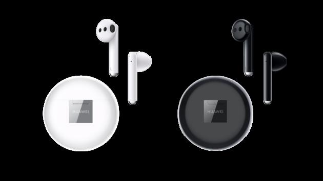 Huawei presenta Freebuds 3, i primi auricolari True wireless stereo