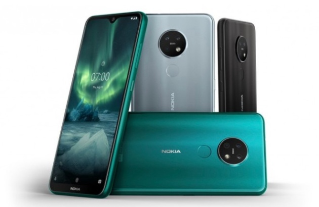 HMD Global presenta Nokia 6.2, Nokia 7.2 e tre feature phones!