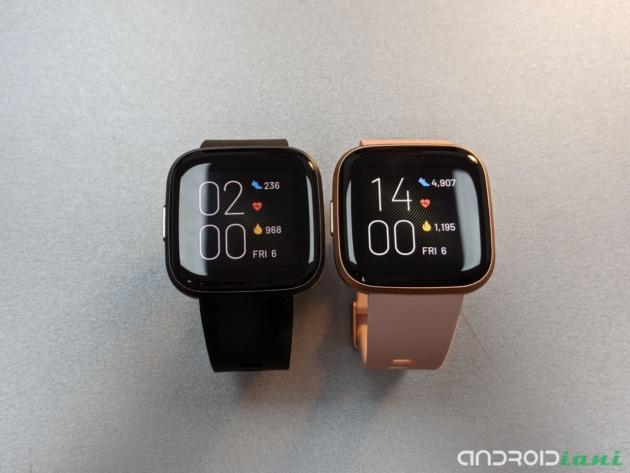 Fitbit lancia il nuovo Versa 2 e la bilancia Aria Air