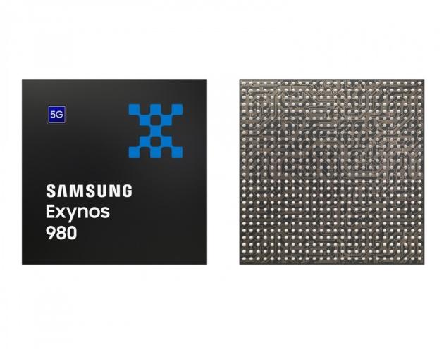 Samsung annuncia il nuovo Exynos 980 con modem 5G integrato