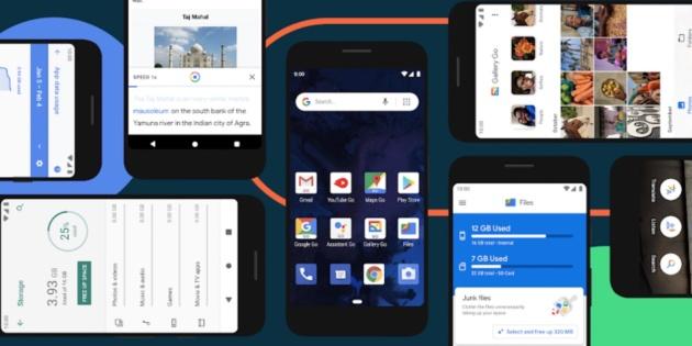 Android 10 Go edition arriverà durante l'autunno