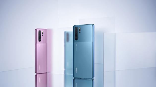 Huawei P30 Pro, arrivano due nuove colorazioni