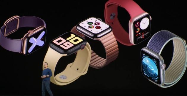 Apple Watch 5 è ufficiale: Ecco tutte le caratteristiche