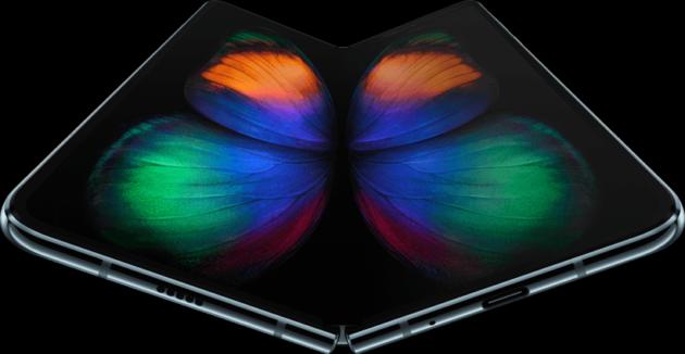 Ufficiale: Samsung (ri-)presenta Galaxy Fold