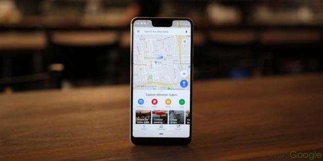 Google Maps inizia il testing della modalità incognito