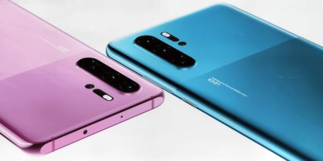 Huawei P30 Pro in due nuove colorazioni ad IFA