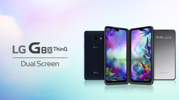 LG G8X ThinQ Dual Screen presentato a IFA 2019
