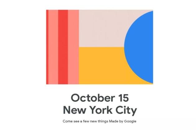 Google Pixel 4: ecco quando verrà presentato ufficialmente!