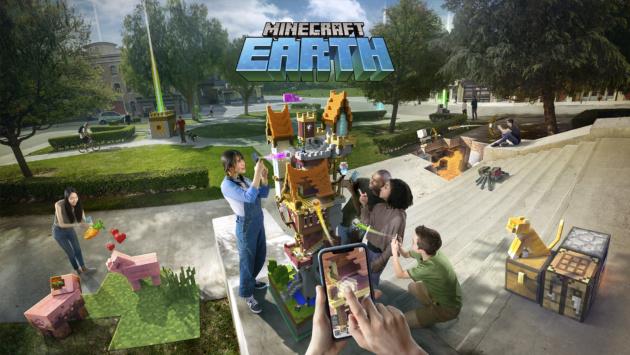 Rilasciato Minecraft Earth beta per Android con più funzionalità della versione iOS