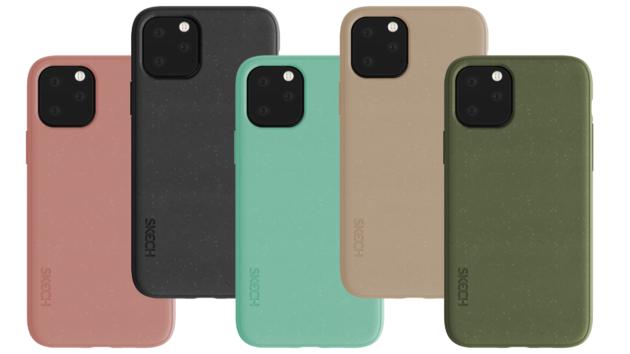SKECH svela le sue Bio-Cover e... il retro di iPhone 11
