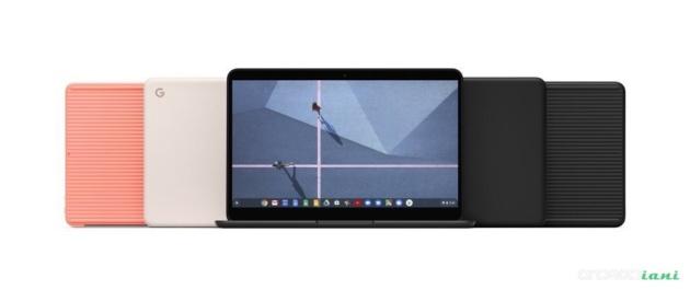 Google Pixelbook Go è ufficiale: Tante diverse configurazioni a partire da 649$