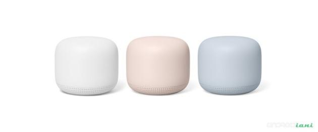 Ecco Google Nest Wi-Fi, il router con integrato Google Assistant