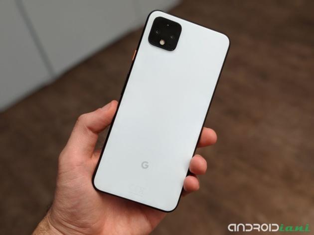 Google Pixel 4 e 4XL presentati ufficialmente a partire da €759
