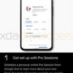 google pixel 4 pro sessions