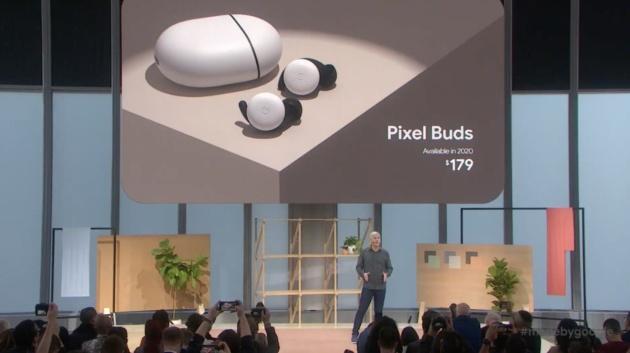Nuove Google Pixel Buds: In primavera a 179$
