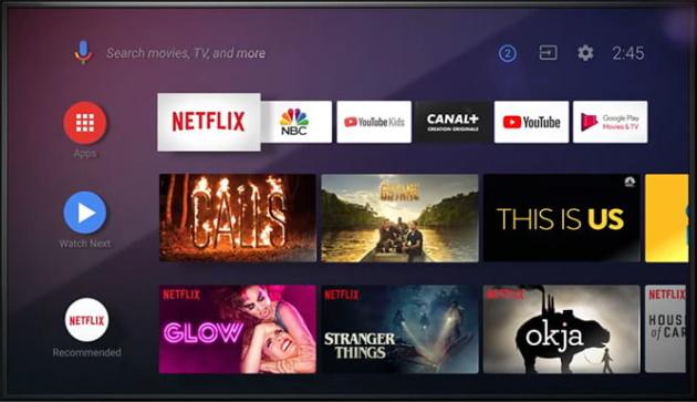 Google vuole essere nei nostri salotti, rilancia Android TV