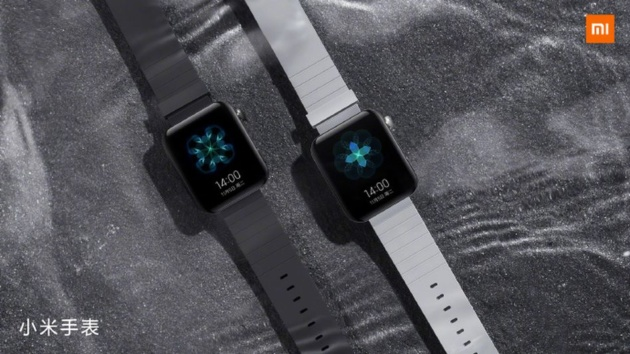 Xiaomi: il primo smartwatch ricorda molto l'Apple Watch