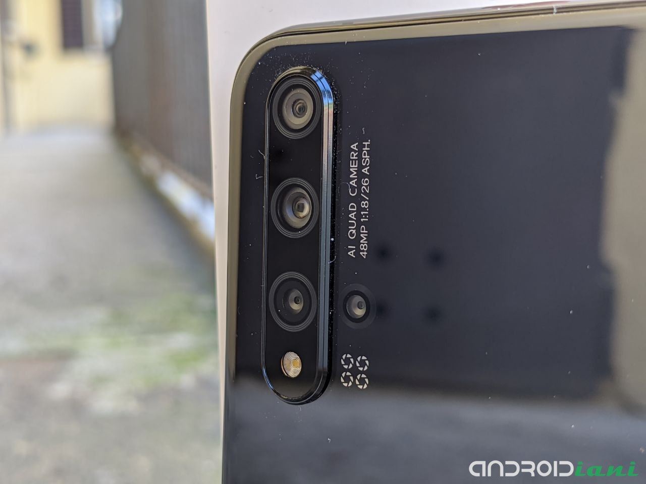 Huawei Nova 5T: النطاق المتوسط الذي يعتقد أنه الأفضل | مراجعة 6