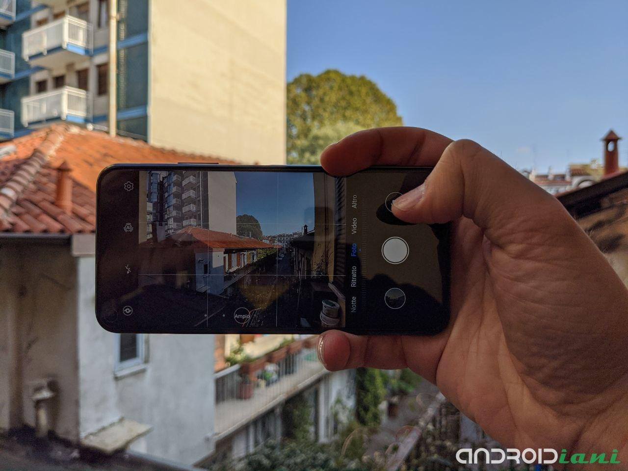 Huawei Nova 5T: النطاق المتوسط الذي يعتقد أنه الأفضل | مراجعة 7