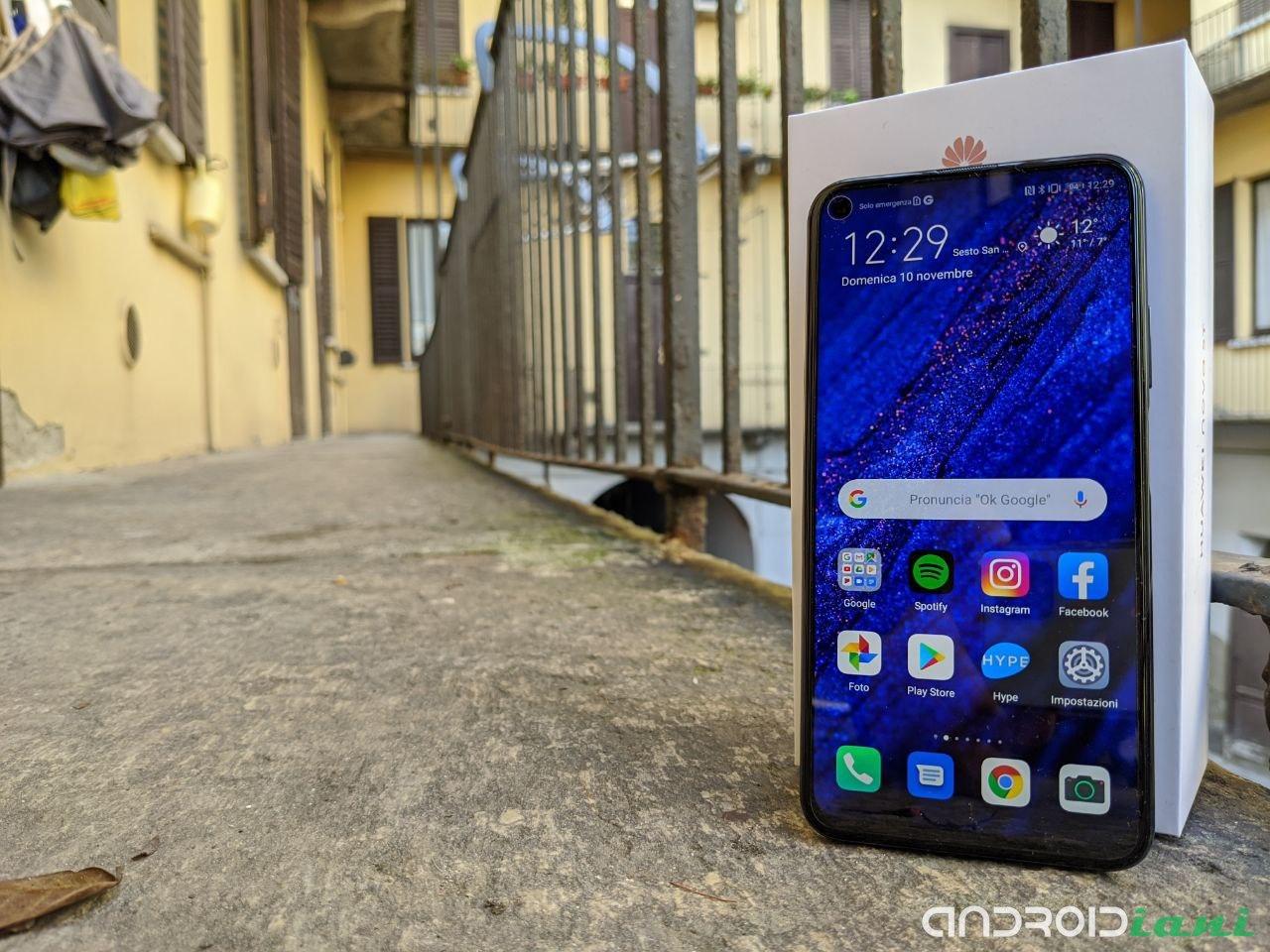 Huawei Nova 5T: النطاق المتوسط الذي يعتقد أنه الأفضل | مراجعة 2