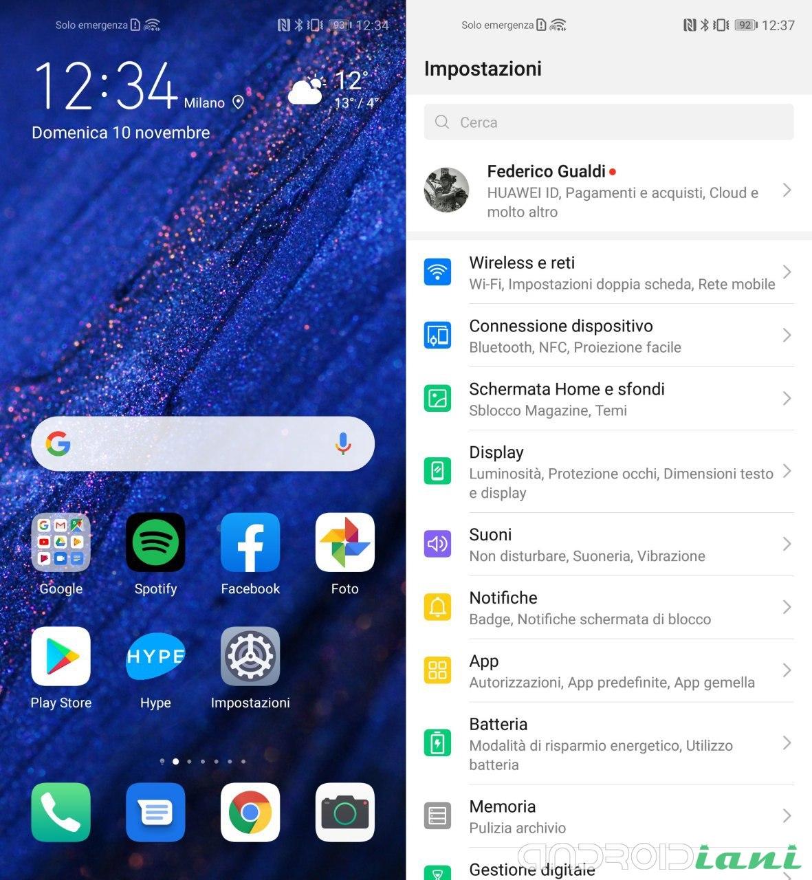 Huawei Nova 5T: النطاق المتوسط الذي يعتقد أنه الأفضل | مراجعة 9