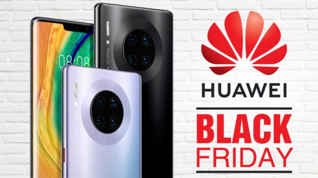 Il Black Friday Huawei è già arrivato su Amazon