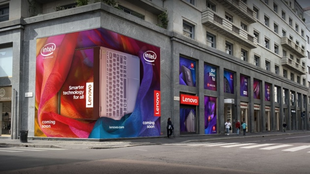 Lenovo approda nel Bel Paese: Milano anticipa tutti